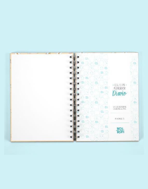 planner diario 23-01