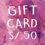 GIFT CARD 50-01