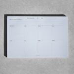 Planner Grafico Amarillo 1-2